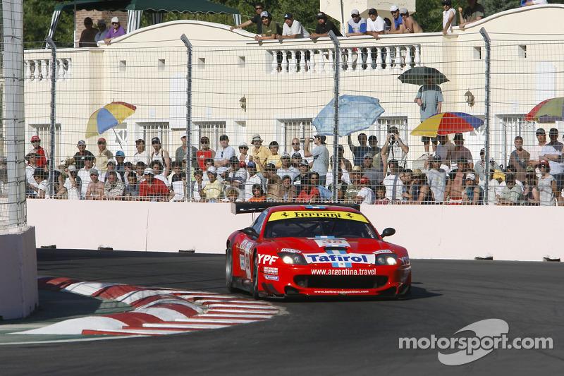 #38 ACA Argentina Ferrari 550 Maranello: Эстебан Туэро, Гастон Маццакане