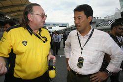 Jack Cunningham, Pilote titulaire de l'équipe de Malaisie