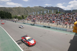 #95 Pecom Ingénierie avancée Equipe Ferrari F430: Matias Russo, Luis Perez Companc