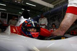 Clivio Piccione of A1 Team Monaco