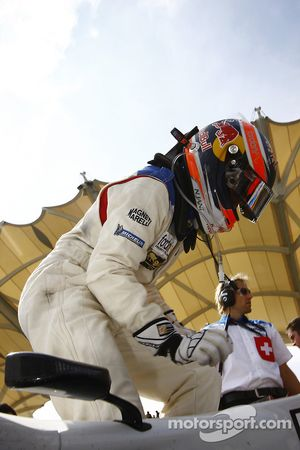 Neel Jani de A1 Team Switzerland