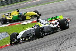 Felipe Guimaraes of A1 Team Brazil