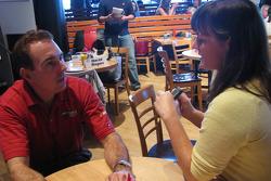 5ème place au classement des pilotes NASCAR Nationwide Series , Mike Bliss