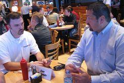 NASCAR Nationwide Series Director Joe Balash