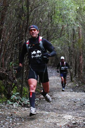 Hobart, Australie: Jan Kubicek et Lieuwe Boonstrade l'équipe Red Bull
