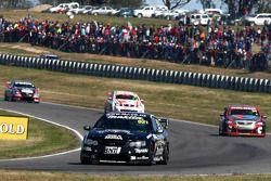Daniel Gaunt (Team Kiwi Racing Ford Falcon BF)