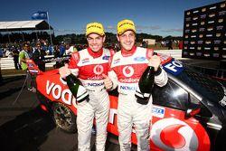 Jamie Whincup gagne le Tasmanian Challenge