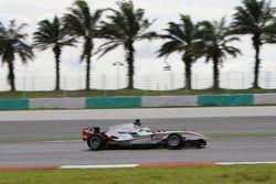 Edoardo Piscopo, pilote de l'équipe d'Italie