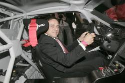 Christian Abt dans la Audi R8 LMS