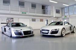 Audi R8 LMS, Audi R9