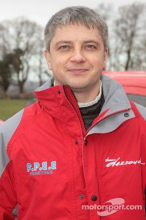 présentation de l'équipe Dessoude à Le Galicet: Pavel Loginov