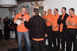 Team de Rooy customer day: Gerard de Rooy