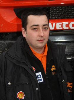 Team de Rooy: Darek Rodewald