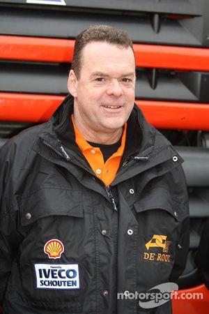 l'équipe de Rooy: André van der Struijs