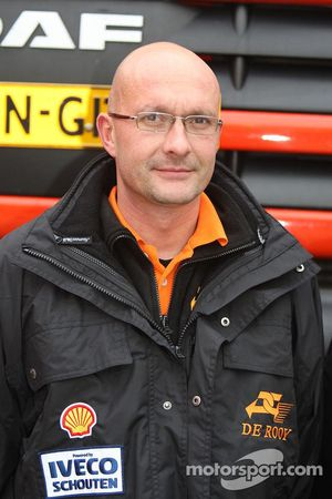 l'équipe de Rooy: Ad van Reijen