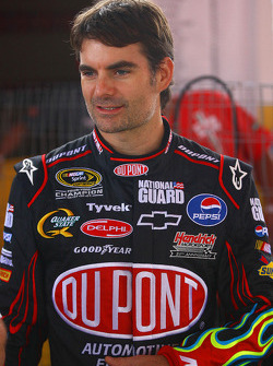 Jeff Gordon, NASCar pilotu