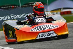 Jeff Gordon, pilote de NASCAR