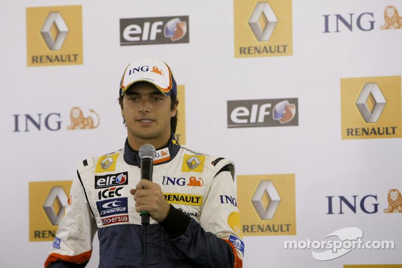 Nelsinho Piquet - 2008 e 2009 - 28 corridas