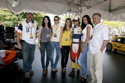 Nelson A. Piquet ve friends