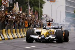 Nelson A. Piquet in the Renault F1 R28