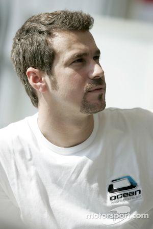 Tiago Monteiro, Manager de l'équipe Ocean Racing Technology
