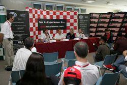 Marco Codello in the press conferance