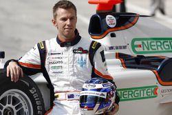 Trident Racing photoshoot: Chris van der Drift