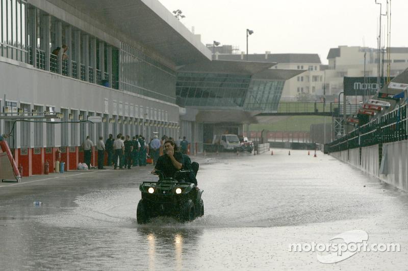 GP2 Asia - Dubaï 2008