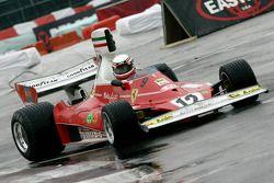 Leyenda de la fórmula de Japanparts, Walter Burani, Ferrari 312T