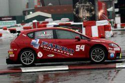Seat Leon Supercopa, Piero Carlucci, Seat Leon Supercopa