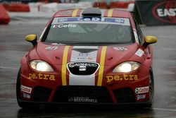 Seat Leon Supercopa, Marco Cefis