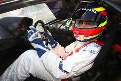 Felix Porteiro conduit la BMW M1