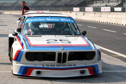 Augusto Farfus drives the BMW 3.0 CSI