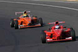 Michael Christensen, Josef Kaufmann Racing, Esteban Gutierrez, Josef Kaufmann Racing