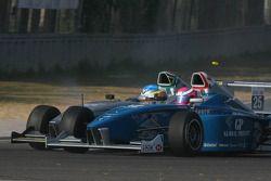Simon Moss, Motaworld Racing et David Ostella,, Eurointernational