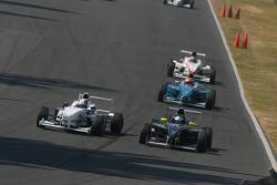 Mikael Grenier, Apex-HBR Racing Team et William Buller, Eurointernational