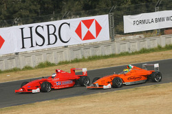 Esteban Gutierrez, Josef Kaufmann Racing double Michael Christensen, Josef Kaufmann Racing