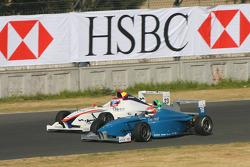 Facundo Regalia, Josef Kaufmann Racing et Giancarlo Vilarinho,, Eurointernational