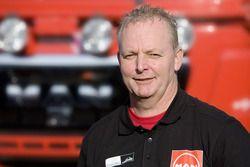MAN Rally Team: Geert Verhoeven, le pilote du truck 3