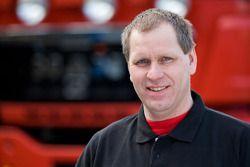 MAN Rally Team: Johan van Gestel, le mécanicien du truck 3