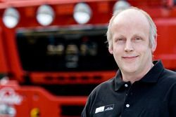 MAN Rally Team: Harry Schuurmans, au service du truck 1