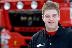 MAN Rally Team: Paul Willems, au service du truck 1