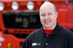 MAN Rally Team: Edwin van Dooren, au service du truck 1
