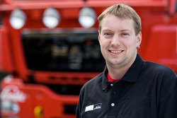 MAN Rally Team: Willem Ooms, service truck 2