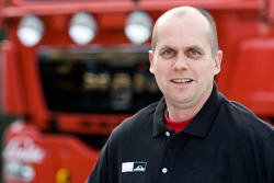 MAN Rally Team: Frank Deenen, service truck 2