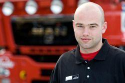 MAN Rally Team: Michel van de Sande, au service du truck 2