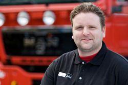 MAN Rally Team: Martijn Glebbeek, au service du truck 4X4