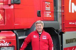 MAN Rally Team: Fred van Putten, Touareg