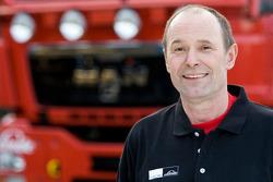 MAN Rally Team: Klaus Crone, Touareg