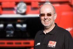 MAN Rally Team: Dieter Thomas, Touareg